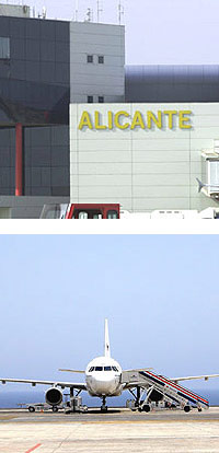 flights to alicante
