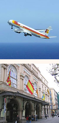 flights to barcelona