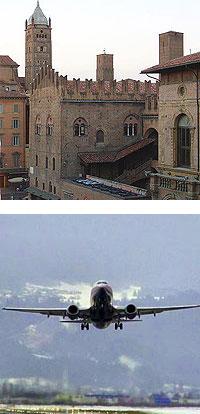 flights to bologna forli