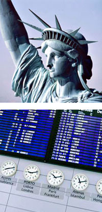 flights to new york jfk
