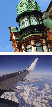 flights to norway