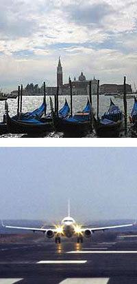 flights to venice marco polo flights